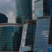 Москва-Сити :: Иван Кубик