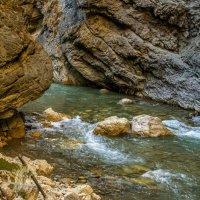 Горная река. :: ФотоЛюбка *