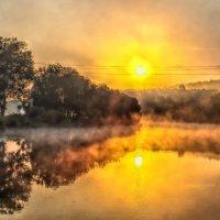 восход солнца :: юрий иванов