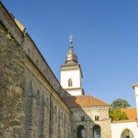 врейский квартал и базилика Святого Прокопа. Тршебич, Чехия :: leo yagonen