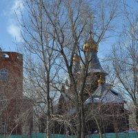 Зимний храм... :: Георгиевич