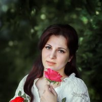 Летние розы :: Ната Майская