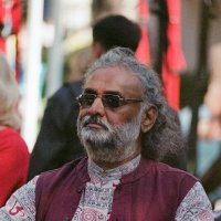 Days of India in Moscow 2019. Street Portrait №4 :: Andrew Barkhatov