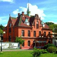 Здание администрации города Кранца :: Сергей Карачин