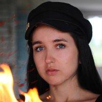 Пламя :: Виктория Невская