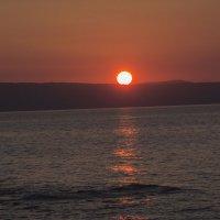 Фазы греческого заката-2 :: Александр Рябчиков