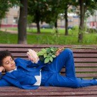 Одинокий Боби :: Филипп Махов