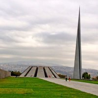 Цицернакабе́рд — «крепость ласточки») :: Tata Wolf