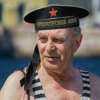 морская душа... :: Владимир Матва