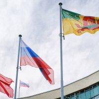 Флаги на башнях :: alteragen Абанин Г.