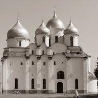Тяжела дорога к храму :: Роман никандров