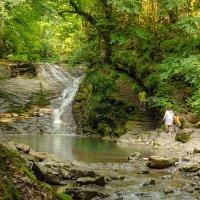 Водопады Сочи :: Денис Тар