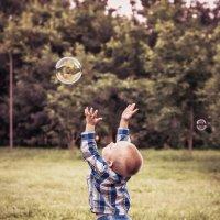 ..счастливый малыш :: Pasha Zhidkov
