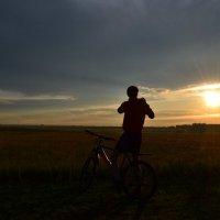 Солнце ....Убегает,на запад... :: Георгиевич