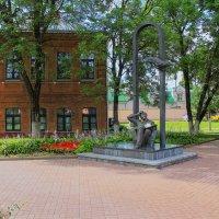 Марк Шагал в Витебске. :: Роланд Дубровский