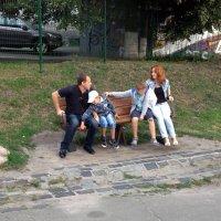 Киев, Пейзажная Аллея, Фэшн-парк — «Баланс» :: Absolute Zero
