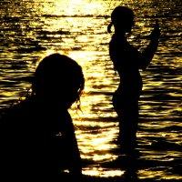 Игры на закате. :: игорь кио
