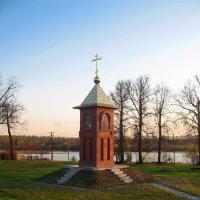 Православный пейзаж (версия 2) / Российская глубинка :: Absolute Zero