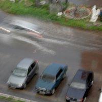 Дождь. :: Николай Масляев