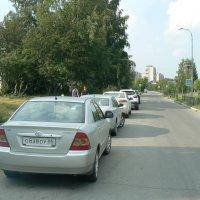 На дороге :: Иван Семин
