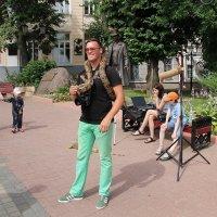 Свободный фотограф. :: Роланд Дубровский