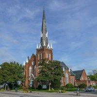 Пресвитериа́нская це́рковь Knox Church, Канада :: Юрий Поляков