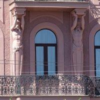Фасады домов Санкт-Петербурга :: Sabina