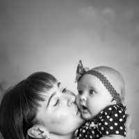 Мамина любовь :: Наталья Татьянина