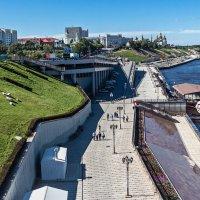 Набережная реки Тура :: Vladimir Dunye