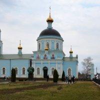 Солотча. Церковь Казанской иконы Божией Матери. :: Наташа *****