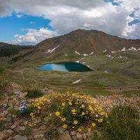 Озеро Шабойдак :: Фёдор. Лашков