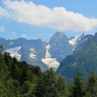 Такие разные горы :: Татьяна Тюменка