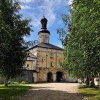 Кирилло-Белозерский монастырь :: Евгений Кочуров