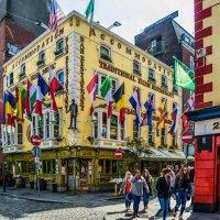 Традиционный ирландский ресторан в Дублине :: Eldar Baykiev