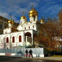Осенние прогулки для двоих :: Vera Ostroumova