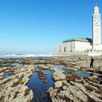 Касабланка Марокко. Мечеть Хасана второго. :: Murat Bukaev