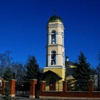 Храм Святителя Николая в Жегалово (Щелково), фрагменты :: Absolute Zero