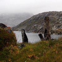 Суровый северный пейзаж. :: игорь кио