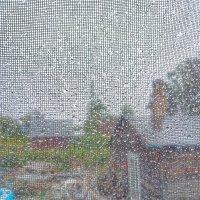 Капли на стекле :: Света Кондрашова