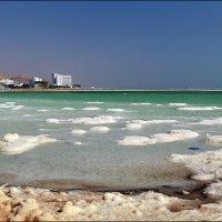 Мёртвое море. День. :: Валерий Готлиб