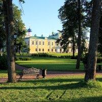 Путевой дворец в Твери :: александр пеньков
