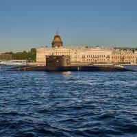 С днем Военно-Морского Флота! :: Валентина Харламова