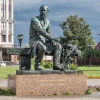 Достоевский в Тобольске :: Vladimir Dunye