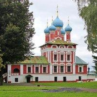 Церковь Димитрия на Крови :: Владимир Соколов