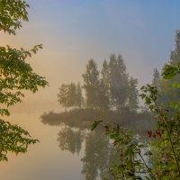 на любимом озере :: Александр Евдокимчик