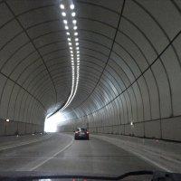 Сочинские туннели :: Надежда