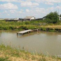 Место для рыбной ловли :: Сергей Воинков