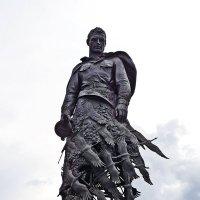 РЖЕВ. МЕМОРИАЛ СОВЕТСКОМУ СОЛДАТУ :: Юрий Пучков