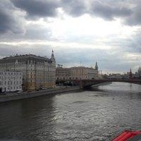 Вид с парящего моста. :: веселов михаил