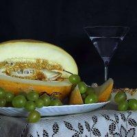 Запах дыни и винограда вкус ....! :: Анатолий Святой